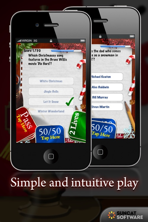 iPUBQUIZ - Christmas time Quiz screenshot-3