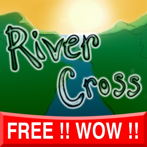 River Cross Free - Logic Puzzle Game