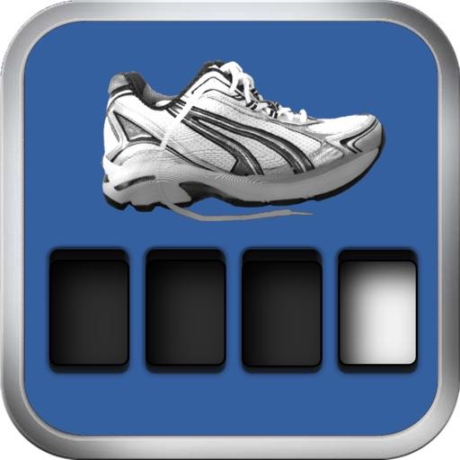 Running Shoe Tracker - Shoedometer icon