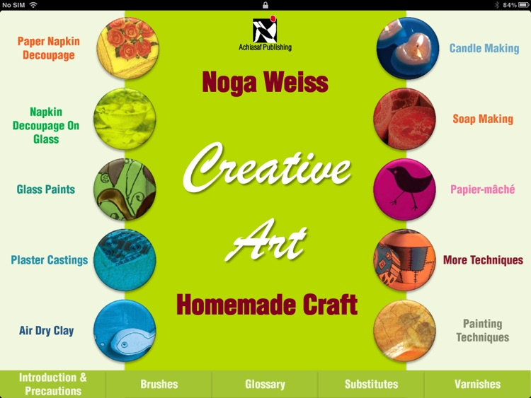 Creative Art HD- Homemade Craft