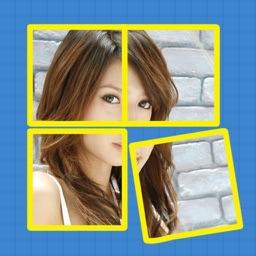 Video Slide Puzzle