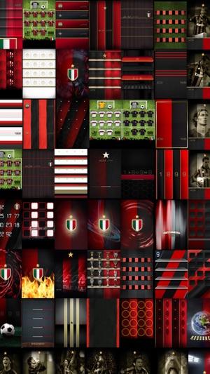 Sfondi Per Rossoneri 2012 13 Su App Store