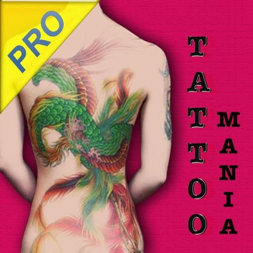 Tattoo Mania HD Pro