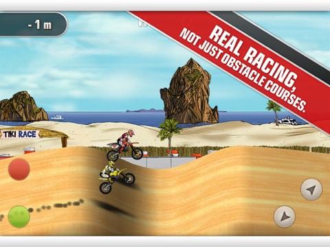 Mad Skills Motocross на iPad