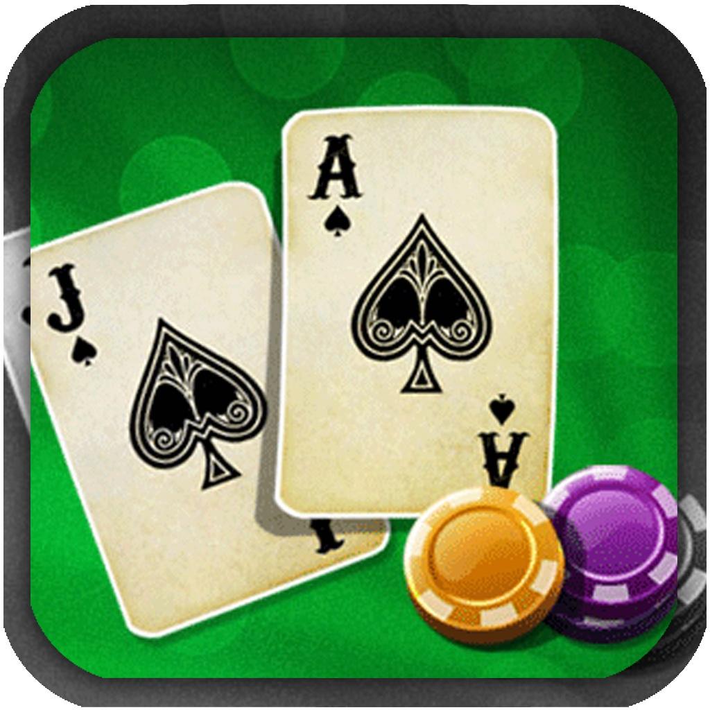 Blackjack Practice Hi-Lo Counting Method Pro