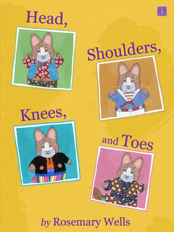 Bunny Fun: Head, Shoulders, Knees, and Toes by ...