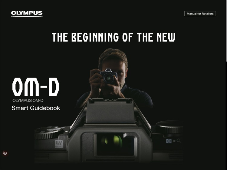 OM-D catalog English screenshot-0