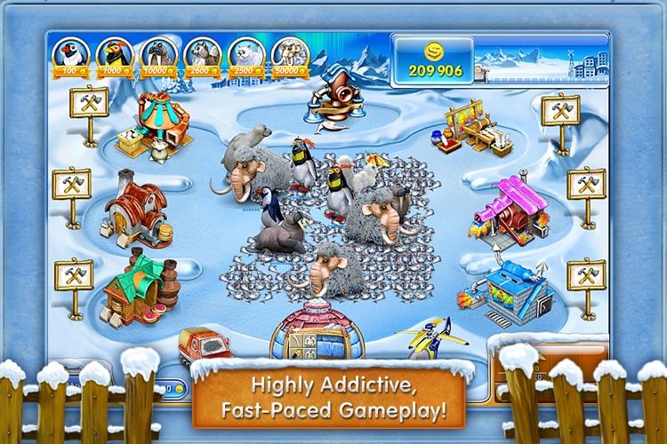 Farm Frenzy 3 – Ice Domain