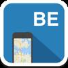 Belgium & Brussels offline map, guide, weather, hotels. Free GPS navigation.