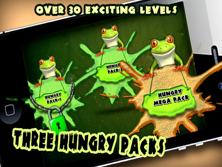 Hungry Froggie HD Pro screenshot-2