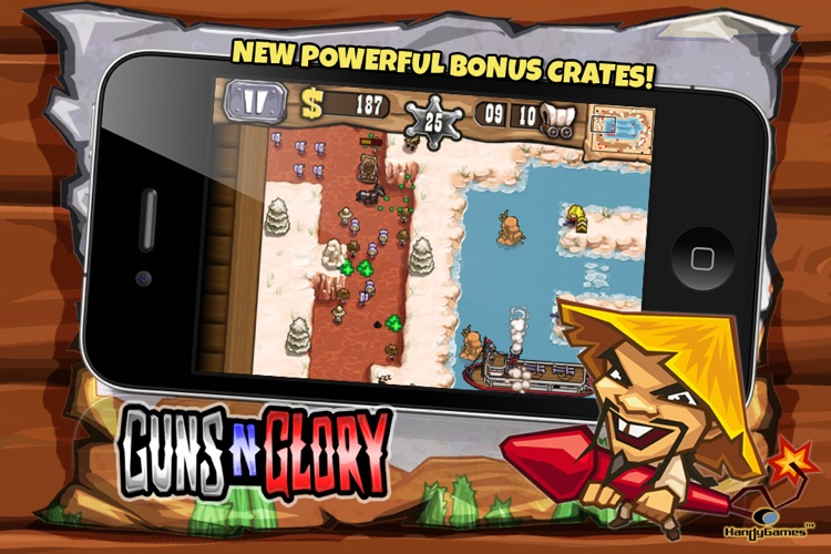 Guns'n'Glory screenshot-3