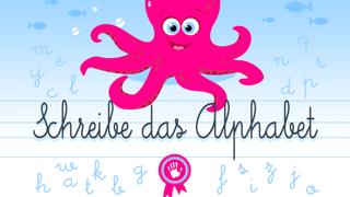Schreibe das Alphabet - Kostenlose Spiele für KinderScreenshot von 5