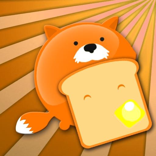 Cute Fat Fox: Toast Rescue