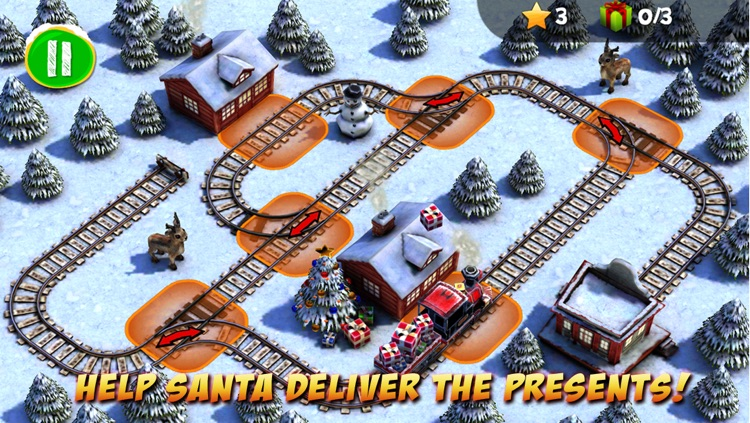 Train Crisis Christmas screenshot-1