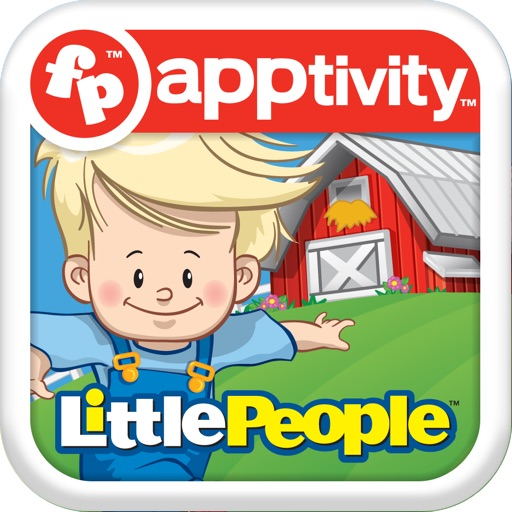 Little People Apptivity Barn Review