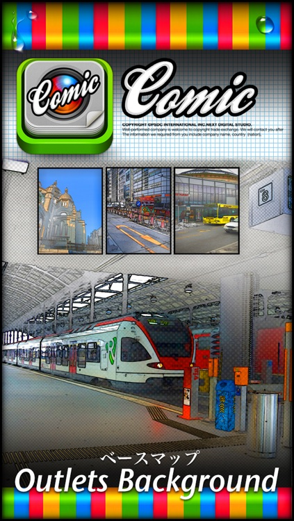 Comic Film Story 360 Plus - Best Photo Editor and Stylish Camera Filters Effects screenshot-4