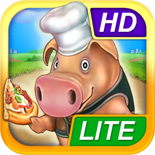 Farm Frenzy 2: Pizza Party HD Lite icon