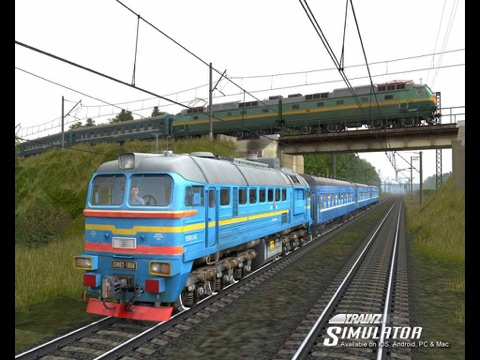 Trainz Gallery - images of your favorite trains from Trainz