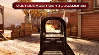 Screenshot for Modern Combat 3: Fallen Nation in Peru App Store