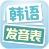 韩语发音表 – 韩语学习第一站!