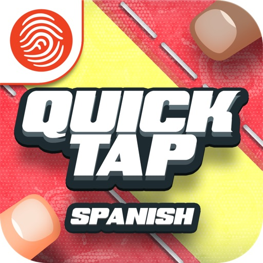 Quick Tap Spanish - A Fingerprint Network App