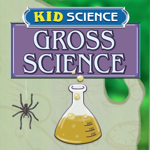 Kid Science: Gross Science