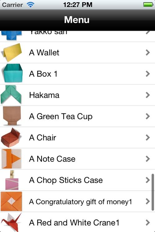Paper Folding screenshot-4