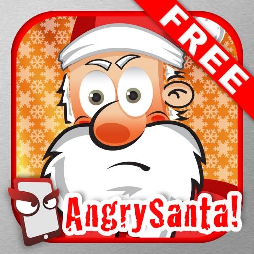 AngrySanta Free - The Angry Santa Claus Simulator