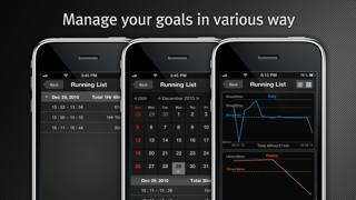 時間による目標管理 - iCloud Sync ScreenShot4