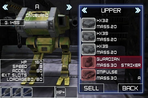 MetalWars Lite screenshot-2