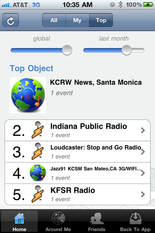 Public Radio screenshot-4