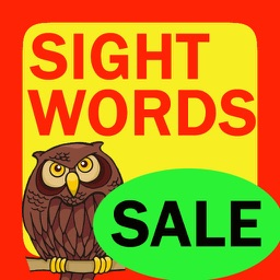 Sight Words Flashcard - 1000 words for kids in preschool, pre-k, kindergarten and grade school