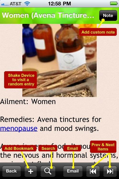 Herbal Remedy Bible screenshot-4