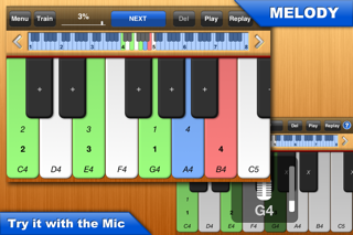 Right Note - Ear Trainer screenshot two