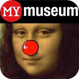 My museum Mixaportrait