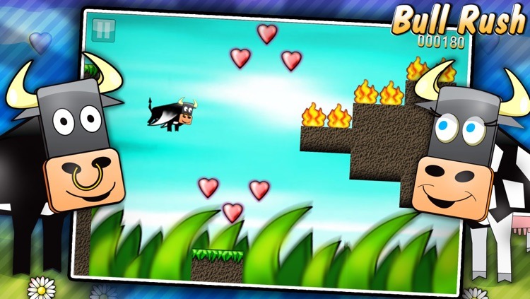 Bull Rush Free screenshot-1