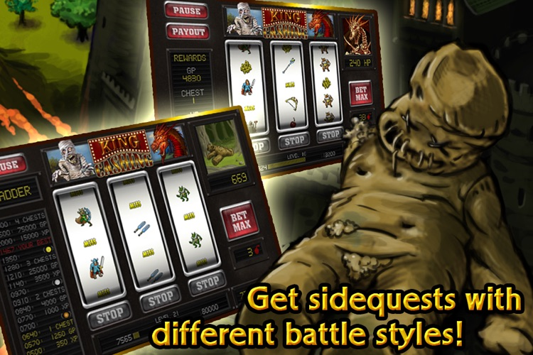 King Cashing: Slots Adventure screenshot-4
