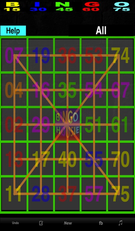 BingoHousie screenshot-3