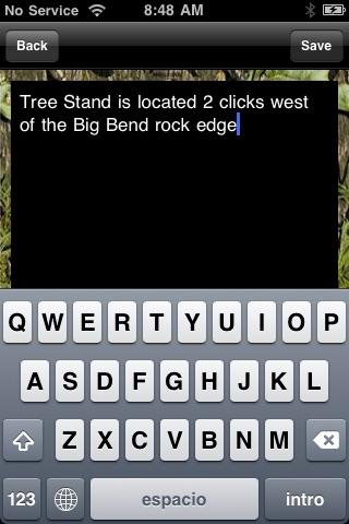 Tree Stand Finder