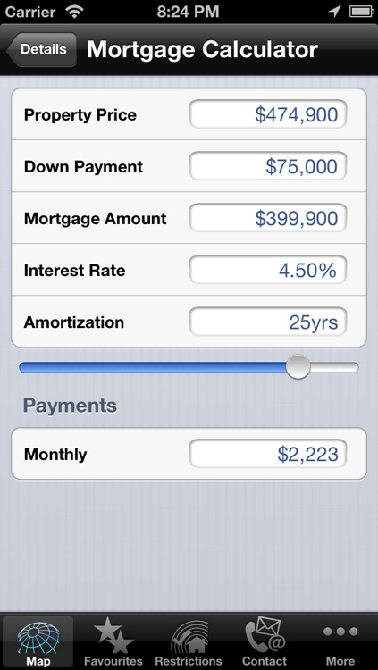 Adam Brown Toronto Real Estate App screenshot-3