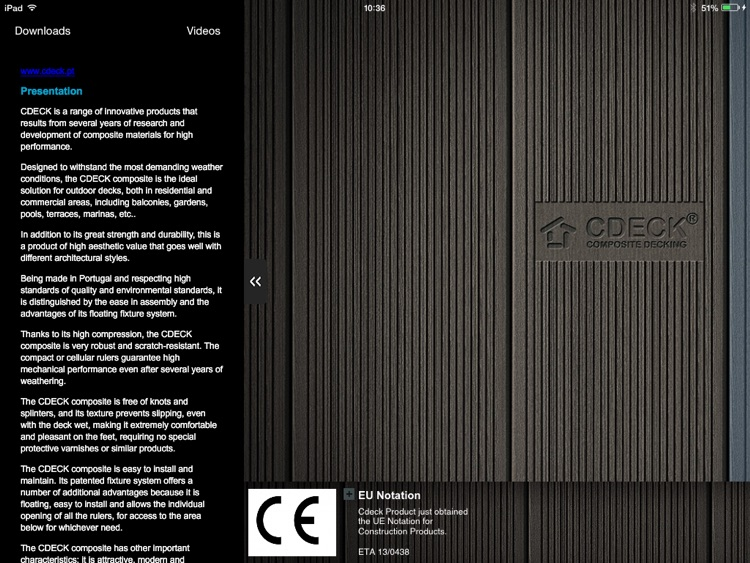 Cdeck by IHT screenshot-1