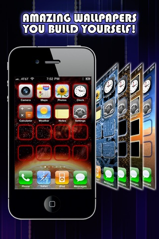 """FEATURED APP BY APPLE - NEW AND NOTEWORTHY OCTOBER 2010 """"A GREAT FREE APP"""" – FRESH APPS """"DOES A GREAT JOB OF ADDING THE FRAMES TO THE ICON PLACEHOLDERS"""" ..."""