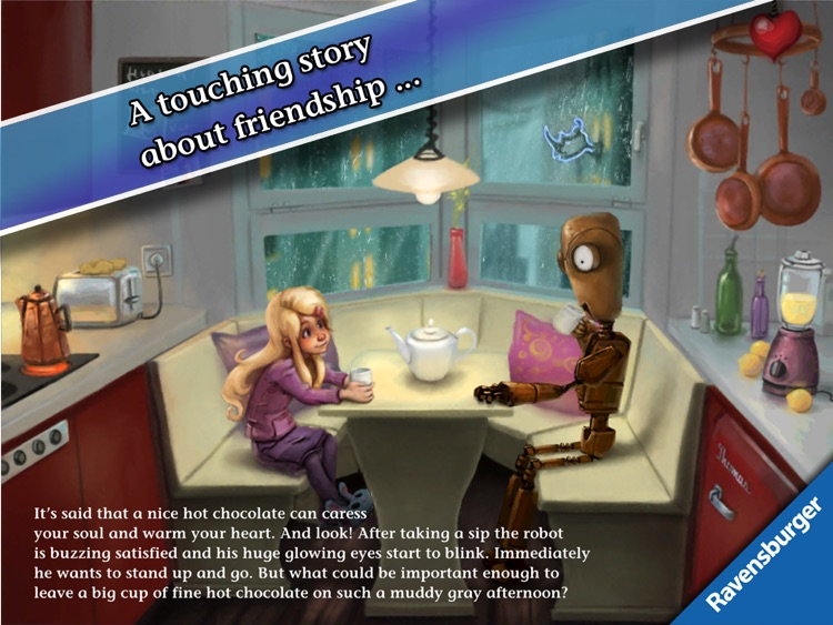 The Lost Heart - Living Stories screenshot-4