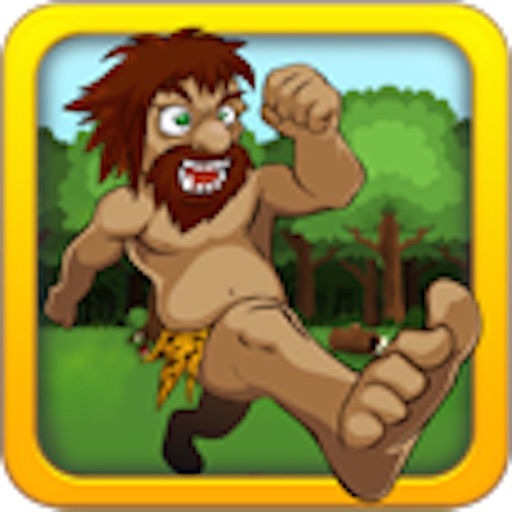 Dangerous Caveman Dinosaur Escape Race Pro