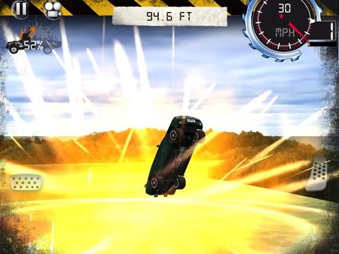 Скачать игру Top Gear: Stunt School HD