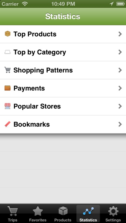 Shopmate screenshot-4