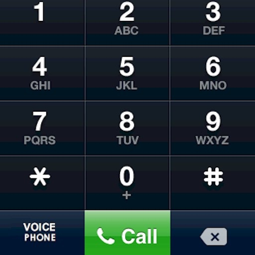 Voice Phone (Dial while on the road!) icon