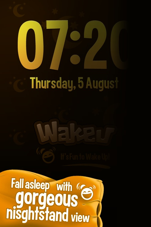 WakeU ZOO - a fun alarm clock screenshot-4