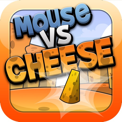 Mouse VS Cheese icon