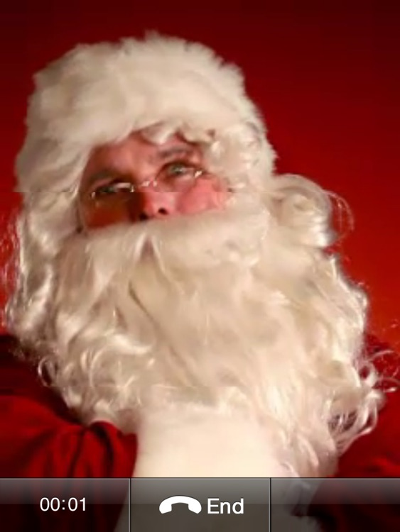 Santa's Video Chat HD screenshot-4